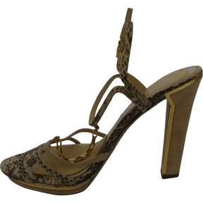 Christian Dior Spartan sandals