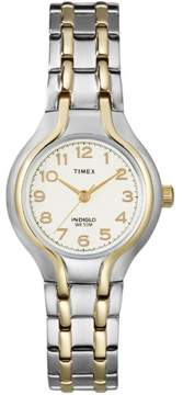 Timex Women's | Two-Tone Case & Stainless Steel Bracelet | Dress Watch T27191