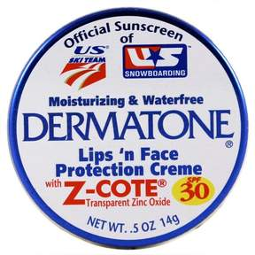 SPF30 tin w/z-Cote by Dermatone (0.5oz Tin)