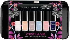 Butter London & project Runway junior C'est LA VIE Petite Nail Lacquer Set