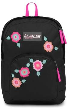 JanSport Trans by 17.5 Overt Backpack - Rosa Floral