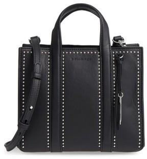 Mackage Mini Kyra Nappa Leather Tote - Black