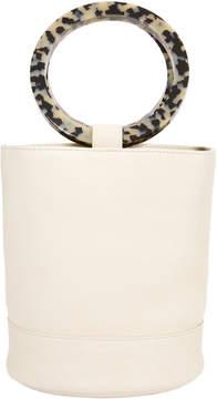 Simon Miller Bonsai White Bucket Bag