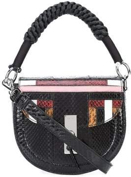 Altuzarra woven detail shoulder bag