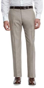 Zanella Lightweight Flat-Front Trousers