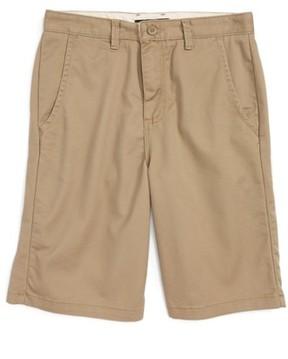 Vans Boy's Authentic Walk Shorts