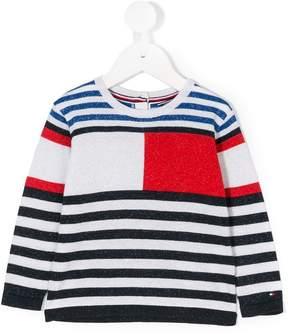 Tommy Hilfiger Junior striped sweater