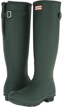 Hunter Original Back Adjustable Rain Boots Women's Rain Boots
