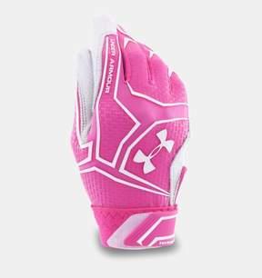 Under Armour Women's UA ClutchFitTM Fastpitch Batting Gloves