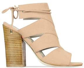 Call it SPRING Womens Asadolla Suede Open Toe Casual Ankle Strap Sandals.