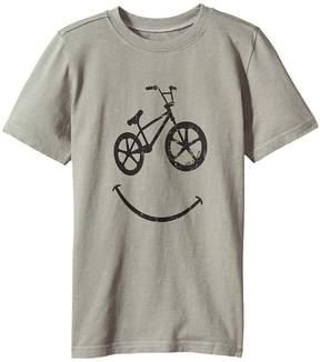 Life is Good BMX Smile Crusher Tee Boy's T Shirt