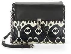 Louise et Cie Vino Leather Crossbody Bag