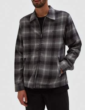 Obey Bristol Jacket in Charcoal Multi