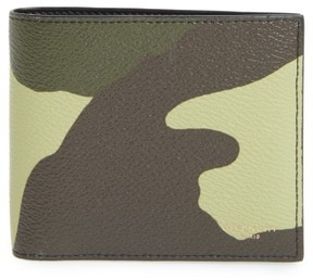 Men's Givenchy Billfold Wallet - Brown