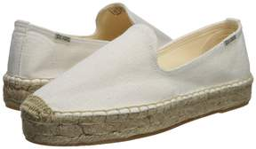 Soludos Platform Smoking Slipper Women's Slip on Shoes