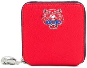 Kenzo small zipped wallet