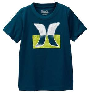 Hurley Overspray Tee (Toddler Boys)