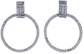 Dannijo Stefano Crystal Statement Earrings