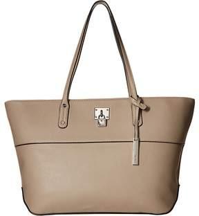 Nine West It Girl Lock Tote Tote Handbags