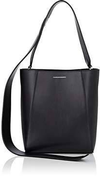 Calvin Klein Women's Small Leather Bucket Bag