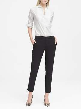 Banana Republic Avery Straight-Fit Lightweight Wool Pant