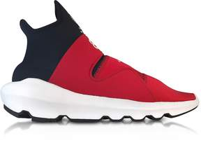 Y-3 Y 3 Chili red Suberou Slip on Sneakers