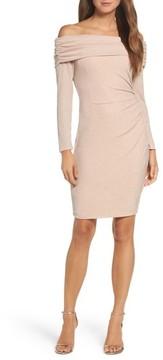 Eliza J Women's Off The Shoulder Sheath Dress