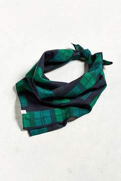 Urban Outfitters Blackwatch Plaid Bandana