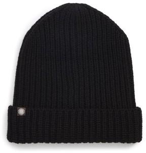 UGG Women's Cardi Wool Blend Beanie - Black