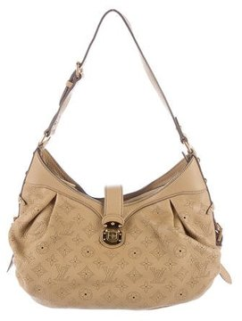 Louis Vuitton Mahina XS Bag - BROWN - STYLE