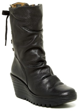 Fly London Yada Wedge Boot