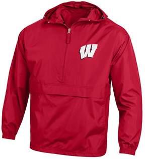 Champion Men's Wisconsin Badgers Pack 'n' Go Jacket