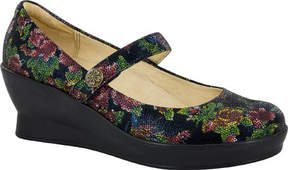 Alegria By Pg Lite by PG Lite Flair Mary Jane Wedge (Women's)