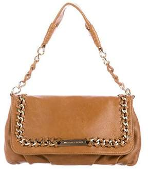 Michael Kors ID Chain Flap Bag - NEUTRALS - STYLE