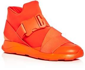 Christopher Kane Women's Neoprene High Top Sneakers