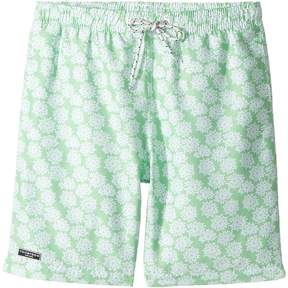 Toobydoo Tropical Green Swimsuit (Infant/Toddler/Little Kids/Big Kids)