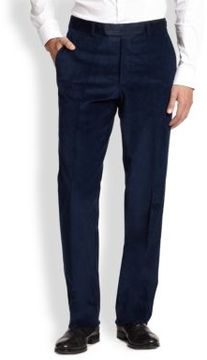Saks Fifth Avenue COLLECTION Corduroy Trousers