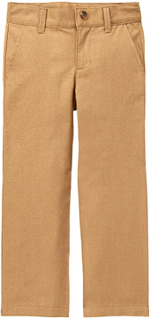 Gymboree Khaki Herringbone Pants - Boys