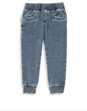 Little Marc Jacobs Toddler's, Little Boy's and Boy's Snow Wash Effect Trousers