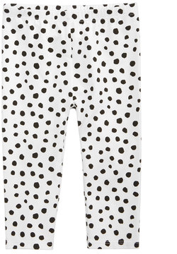 First Impressions Dot-Print Leggings, Baby Girls (0-24 months), Created for Macy's