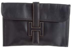 Hermes Box Jige 29 - BLUE - STYLE