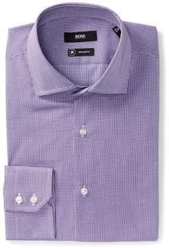 HUGO BOSS Gordon Regular Fit Dress Shirt