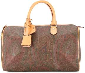 Etro paisley travel bag