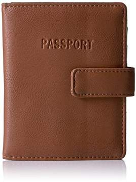 Kenneth Cole Reaction Women's Core Deluxe Passport Wallet with RFID Blocking