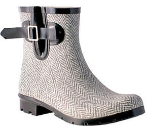 NOMAD Rubber Rain Booties - Droplet Textured