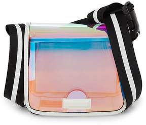 KENDALL + KYLIE Women's Hilary Transparent Crossbody Bag