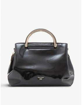 Dune Daandelion patent handbag