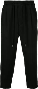 Monkey Time Drawstring Tailored Trousers