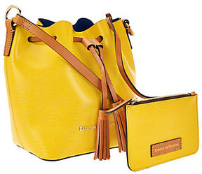 Dooney & Bourke As Is Siena Serena Small Drawstring Bag - ONE COLOR - STYLE