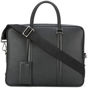 Prada Saffiano laptop bag